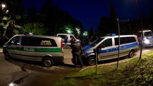 Anschlag auf Linkspartei in Freital