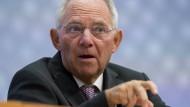 Finanzminister Wolfgang Schäuble Briefkastenfirmen strenger kontrollieren.