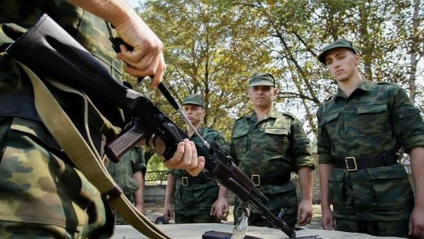 Ostukrainische Separatisten bereiten Gefangenenaustausch vor