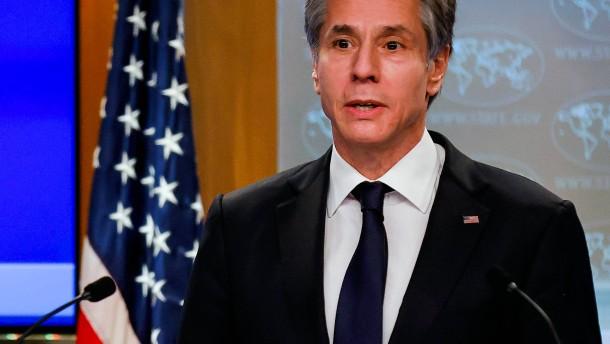 Washington verurteilt Raketenangriff im Irak