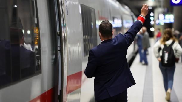 Machtkampf um die Bahn