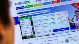 Frontalangriff auf Check24