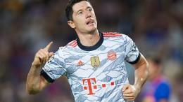 Bayern siegt souverän gegen Barcelona
