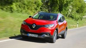 Renault Kadjar: Solide Technik unter weicher Formenwelt
