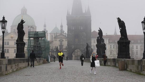 Tschechien lockert Corona-Beschränkungen