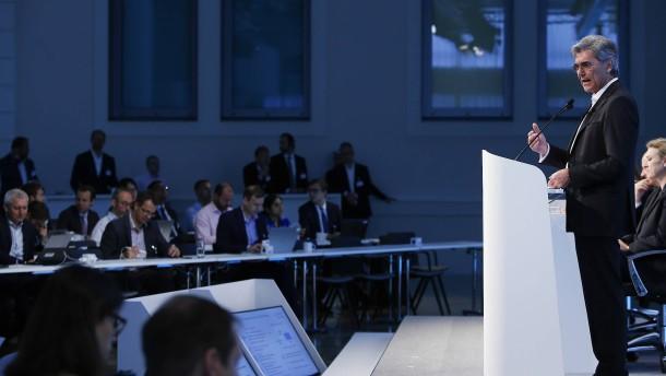 Siemens kappt seine Wurzeln