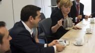 Griechenland behält die Aussicht auf Hilfsgeld