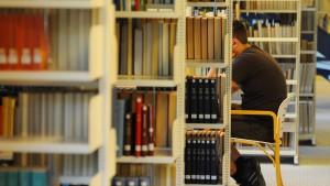 Wer schützt die Forschungsdaten?