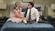 "Kaley Cuoco-Sweeting und Johnny Galecki in der nächsten Staffel der ""Big Bang Theory""."