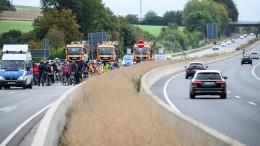 Schlagabtausch im hessischen Landtag über Weiterbau der A49