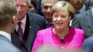 """Merkel: """"Autoindustrie muss Vertrauen so schnell wie möglich zurückgewinnen"""""""