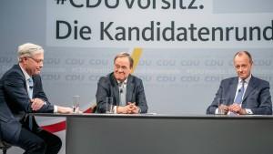 Die CDU auf einer Fahrt ins Ungewisse