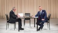 FPÖ-Kandidat: Merkel hat Europa geschadet