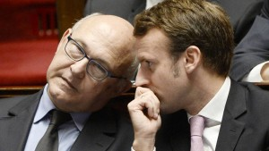 Paris verlangt von Berlin höhere Staatsausgaben