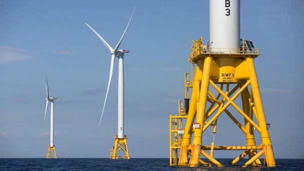 Joe Biden will Milliarden in Offshore-Windparks stecken