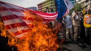 Amerika fordert von anderen Ländern mehr Druck auf Iran