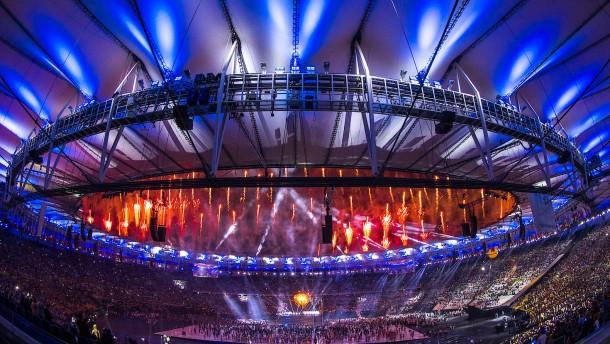 Bunter und kraftvoller als die Eröffnungsfeier der Olympischen Spiele