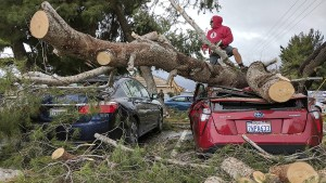 Mindestens vier Tote bei Unwetter in Kalifornien