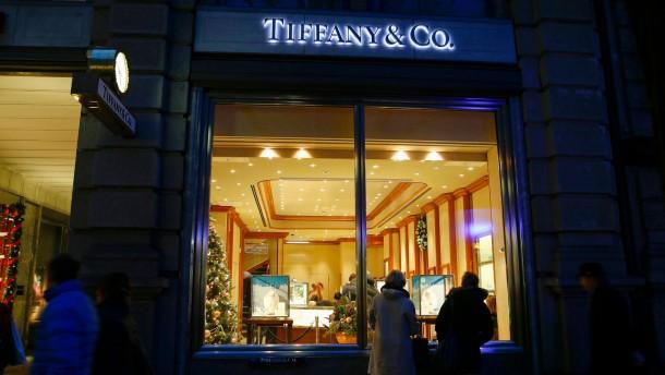 Tiffany muss Swatch hunderte Millionen Schadenersatz zahlen