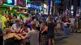 Sorge vor einer Tourismusphobie