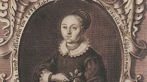 Die Begründerin des weiblichen Parnass