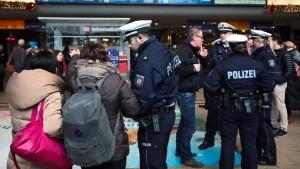 CDU-Vorstand will härtere Strafen für übergriffige Gewalttäter