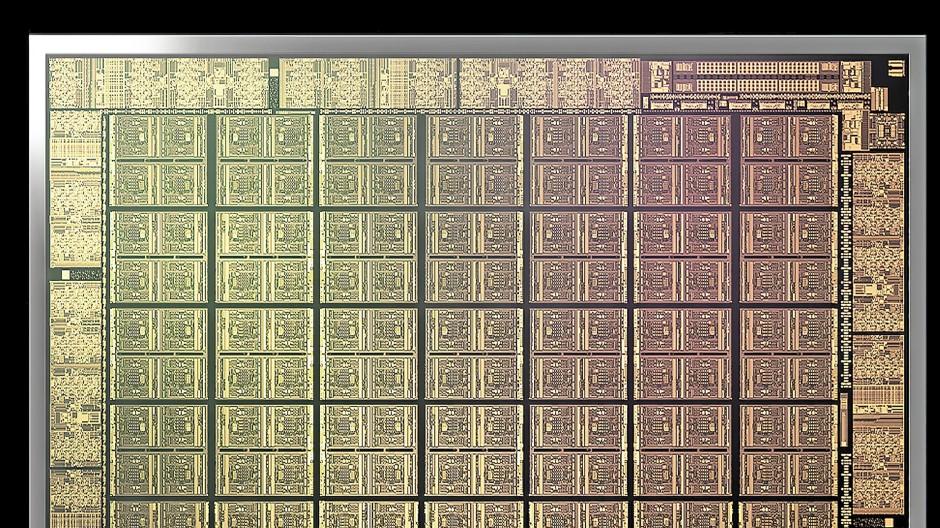 Lässt Gamer-Herzen höher schlagen: Der  im September 2020 vorgestellte Grafikprozessor GeForce RTX 3090 des Herstellers Nvidia