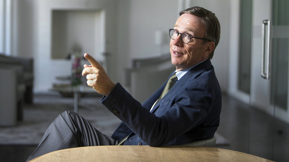 Auto-Lobbyist Matthias Wissmann attackiert Autofeinde