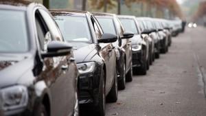 Neuer Bundestagsfahrdienst mit wenigen Elektroautos