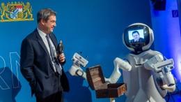 """Söder: Technologie-Wettstreit """"intensiver als je zuvor"""""""