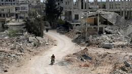 Vereinte Nationen prangern Kriegsverbrechen in Syrien an