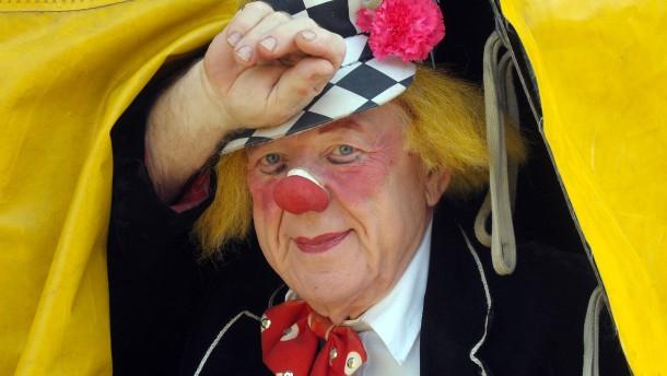 Russischer Zirkusstar Oleg Popow gestorben