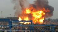 Zwei Tote nach BASF-Explosion sind Feuerwehrmänner