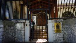 Kanada holt Diplomatenfamilien zurück