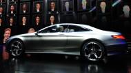 Das Coupé der Mercedes-Benz S-Klasse