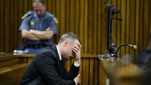 Pistorius trug bei tödlichen Schüssen wohl keine Prothesen
