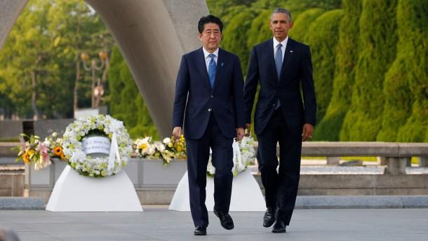 Obamas Abschreckung