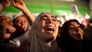 Deutlicher Sieg für  Islamisten