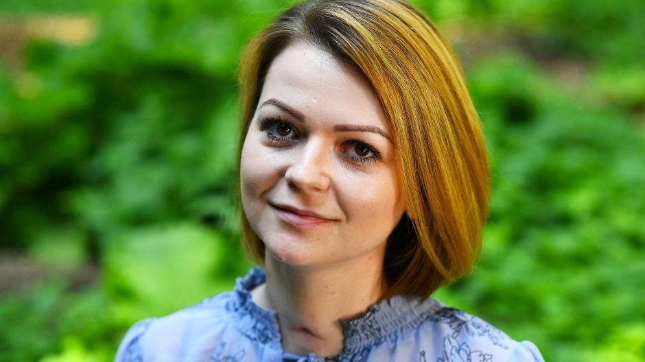 Julia Skripal will wieder nach Russland