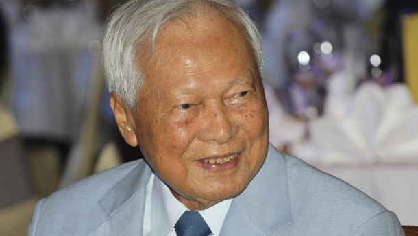 Thailand hat nun 96 Jahre alten Statthalter