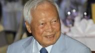 Prem Tinsulanonda, übergangsweise Regent in Thailand