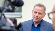 AfD-Kandidat hofft auf Sieg in Mecklenburg-Vorpommern