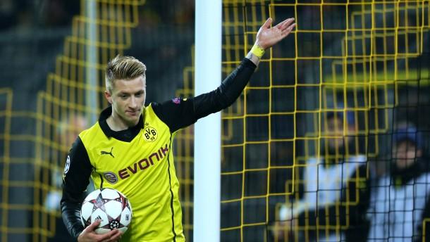 Dortmund hat es selbst in der Hand