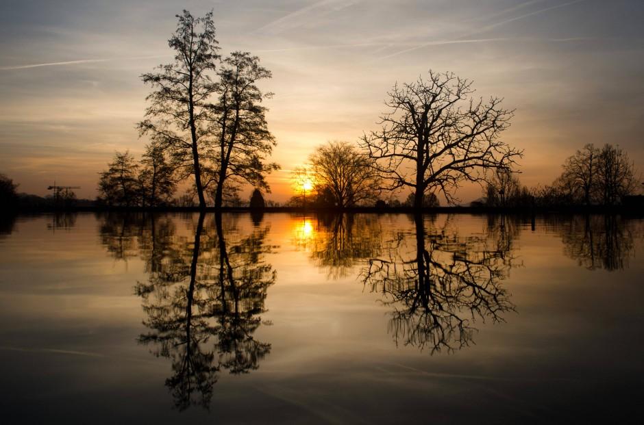 Sonnenaufgang in stuttgart f r den einen moment faz for Spiegel leserreisen