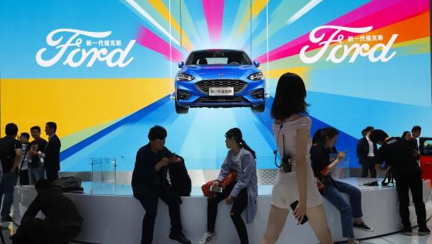 Auto China abgesagt
