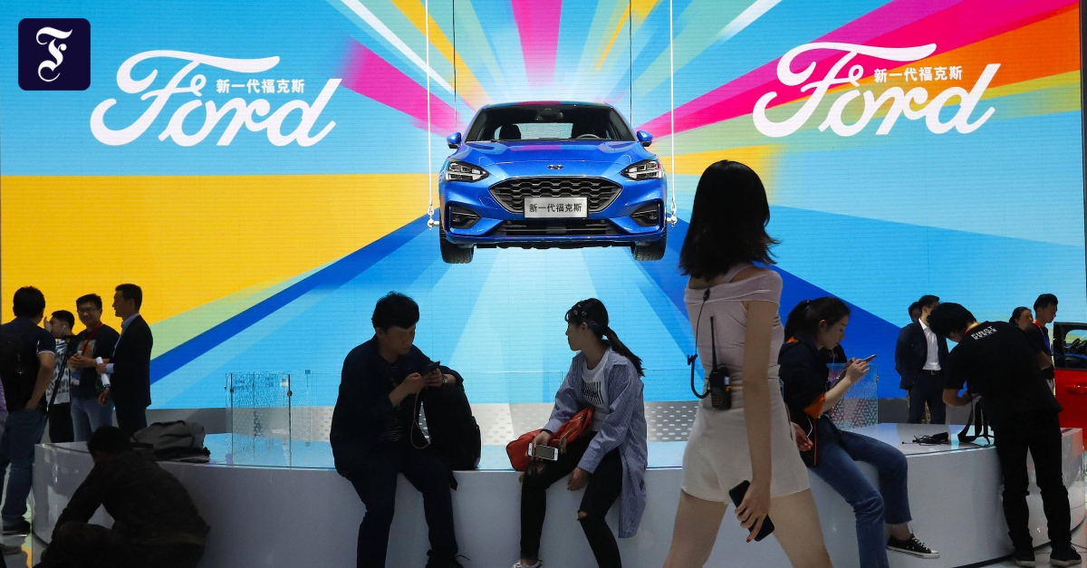 wegen des Coronavirus: Auto China abgesagt