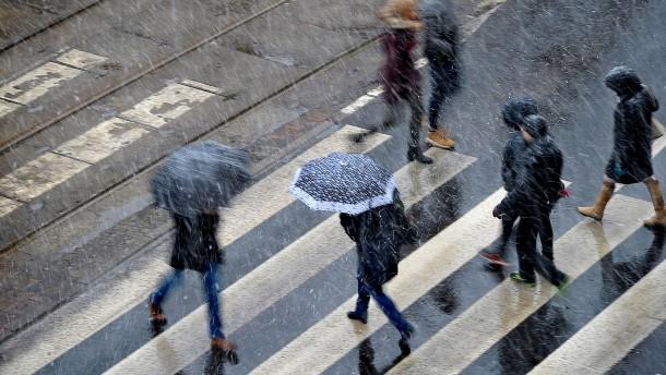Warum das Wetter im Moment so extrem ist