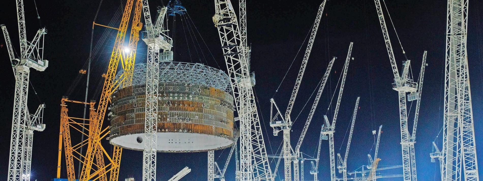 """Kernenergie bringt Wachstum"""