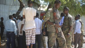 Dutzende Tote bei Anschlag in Mogadischu