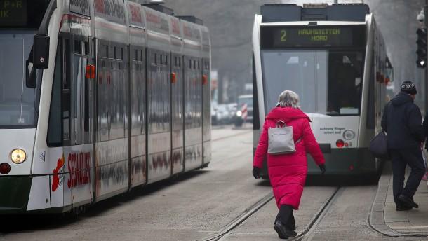 Kostenlos mit Bus und Bahn durch Augsburg